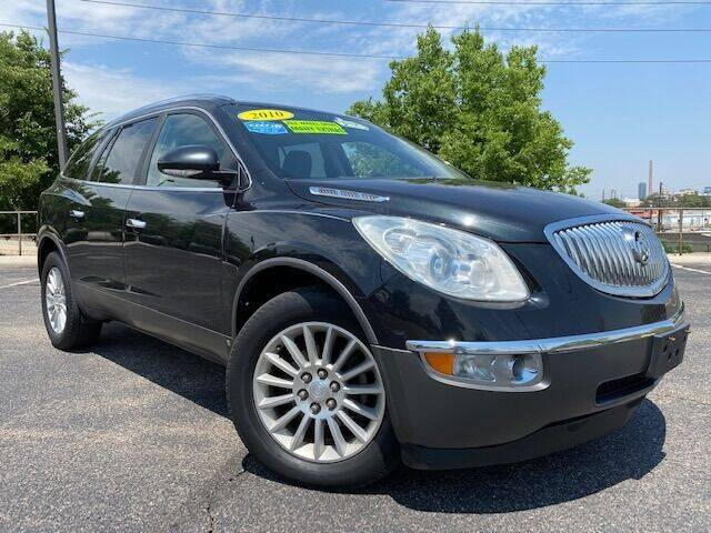 2010 Buick Enclave for sale at UNITED Automotive in Denver CO