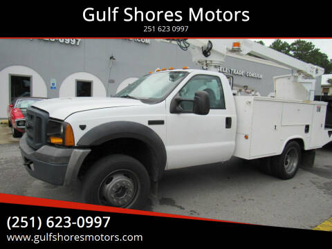 2006 Ford F-450 for sale at Gulf Shores Motors in Gulf Shores AL