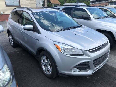 2014 Ford Escape for sale at Berk Motor Co in Whitehall PA