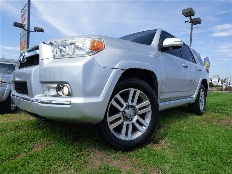 2011 Toyota 4Runner for sale at National Motors in San Diego CA