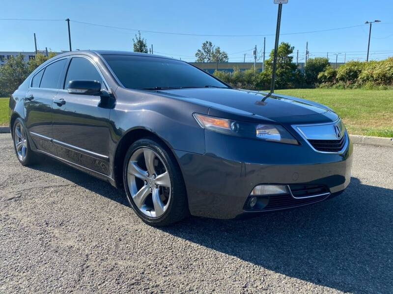 2012 Acura TL for sale at Pristine Auto Group in Bloomfield NJ