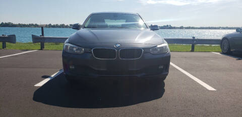 2014 BMW 3 Series for sale at EHE Auto Sales in Marine City MI