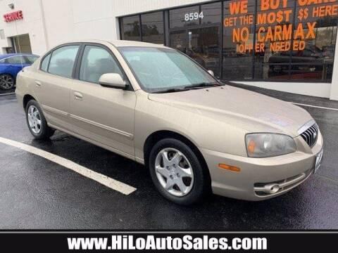 2006 Hyundai Elantra for sale at Hi-Lo Auto Sales in Frederick MD