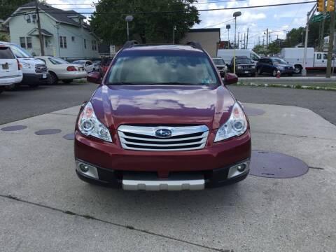 2011 Subaru Outback for sale at Steves Auto Sales in Little Ferry NJ