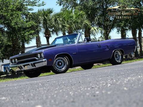 1970 Plymouth Satellite for sale at SURVIVOR CLASSIC CAR SERVICES in Palmetto FL