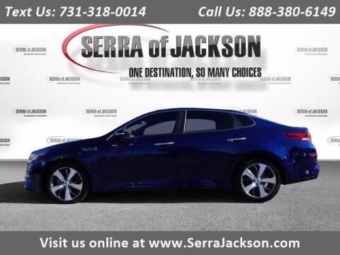 2020 Kia Optima for sale at Serra Of Jackson in Jackson TN