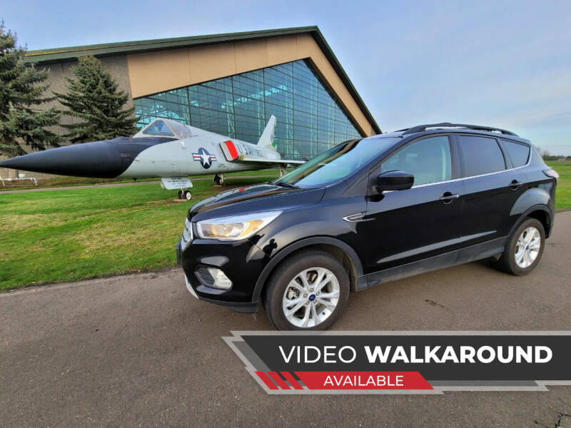2018 Ford Escape for sale at McMinnville Auto Sales LLC in Mcminnville OR