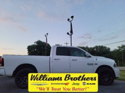 2014 RAM Ram Pickup 1500 for sale at Williams Brothers - Pre-Owned Monroe in Monroe MI