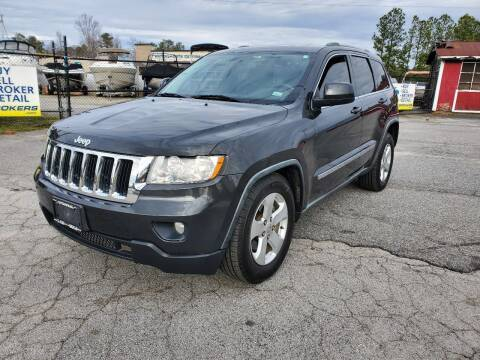 2011 Jeep Grand Cherokee for sale at GA Auto IMPORTS  LLC in Buford GA