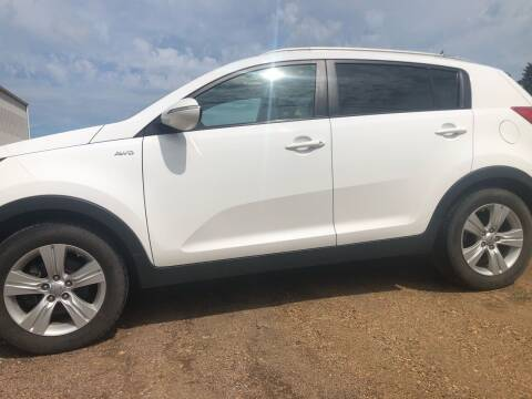 2012 Kia Sportage for sale at RMI in Chancellor SD