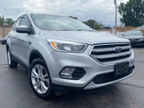 2017 Ford Escape for sale at Dixie Automart LLC in Hamilton OH