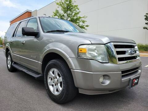 2008 Ford Expedition for sale at ELAN AUTOMOTIVE GROUP in Buford GA