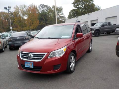 2010 Volkswagen Routan for sale at United Auto Land in Woodbury NJ