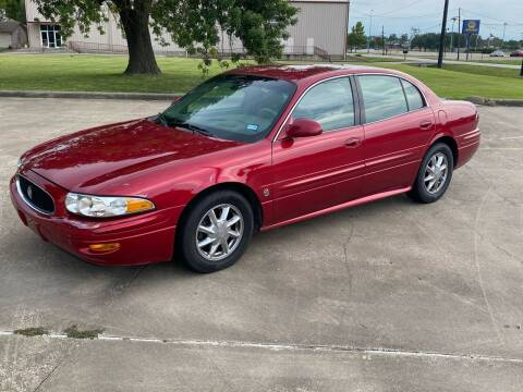 2003 Buick LeSabre for sale at M A Affordable Motors in Baytown TX