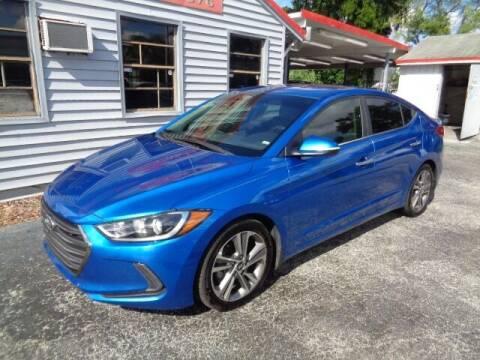 2017 Hyundai Elantra for sale at Z Motors in North Lauderdale FL
