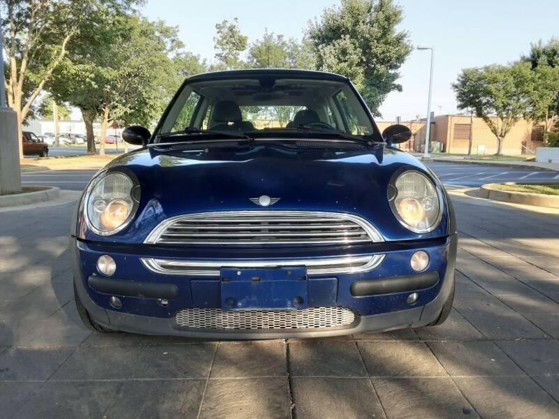 2004 MINI Cooper for sale at Fredericksburg Auto Finance Inc. in Fredericksburg VA