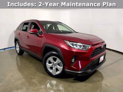 2020 Toyota RAV4 for sale at Smart Budget Cars in Madison WI
