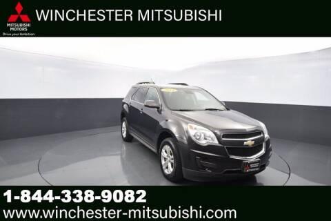 2014 Chevrolet Equinox for sale at Winchester Mitsubishi in Winchester VA