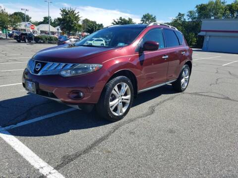 2009 Nissan Murano for sale at B&B Auto LLC in Union NJ