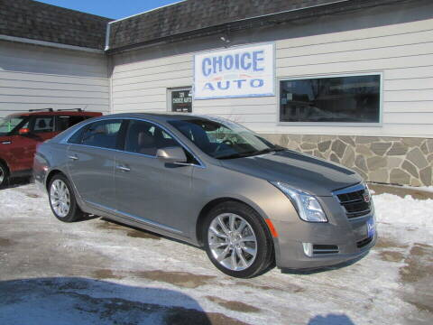 2017 Cadillac XTS for sale at Choice Auto in Carroll IA