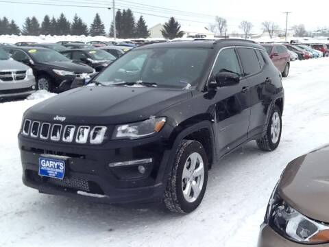 2018 Jeep Compass for sale at Garys Sales & SVC in Caribou ME