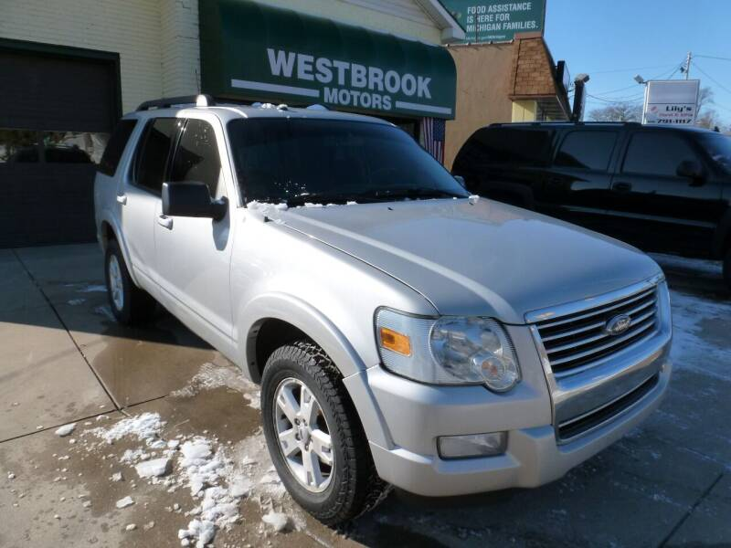 2010 Ford Explorer for sale at Westbrook Motors in Grand Rapids MI