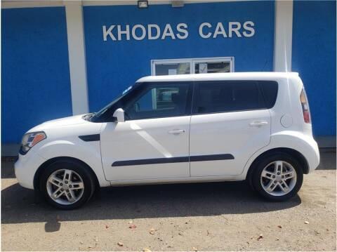 2011 Kia Soul for sale at Khodas Cars in Gilroy CA