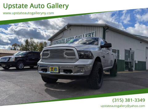 2016 RAM Ram Pickup 1500 for sale at Upstate Auto Gallery in Westmoreland NY