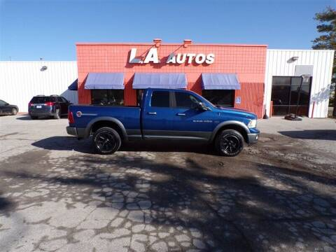 2011 RAM Ram Pickup 1500 for sale at L A AUTOS in Omaha NE