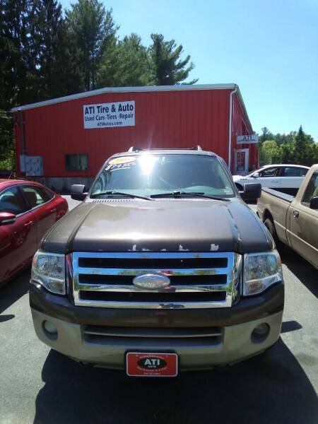 2008 Ford Expedition for sale at ATI Automotive & Used Cars Inc. in Plaistow NH