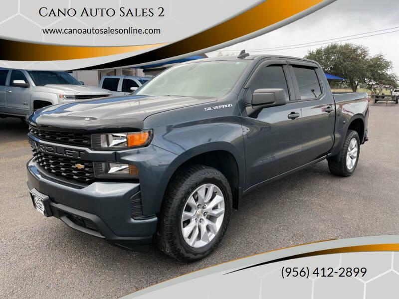 2020 Chevrolet Silverado 1500 for sale at Cano Auto Sales 2 in Harlingen TX