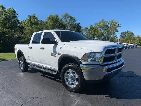 2018 RAM Ram Pickup 2500 for sale at FAIRWAY AUTO SALES in Washington MO