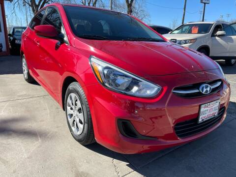 2017 Hyundai Accent for sale at Direct Auto Sales in Milwaukee WI