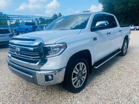 2017 Toyota Tundra for sale at Southeast Auto Inc in Walker LA