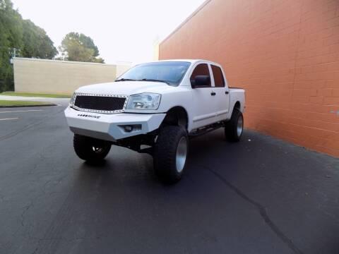 2011 Nissan Titan for sale at S.S. Motors LLC in Dallas GA