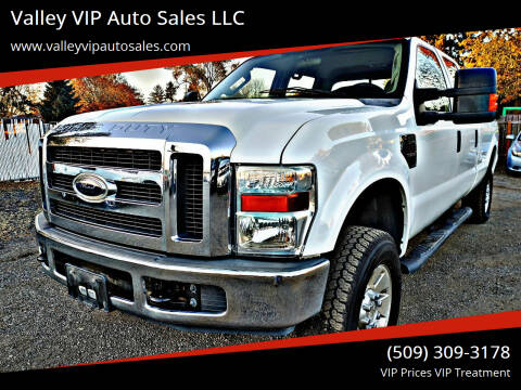 2008 Ford F-350 Super Duty for sale at Valley VIP Auto Sales LLC in Spokane Valley WA