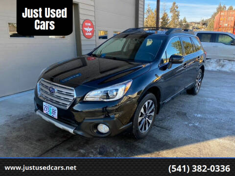 2016 Subaru Outback for sale at Just Used Cars in Bend OR