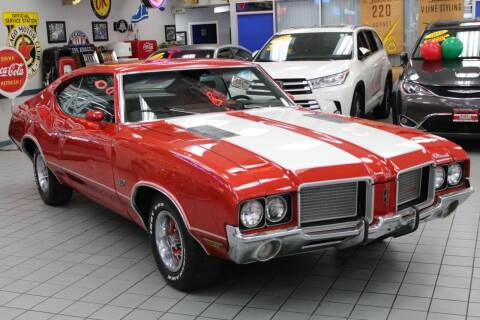 1972 Oldsmobile 442 for sale at Windy City Motors in Chicago IL
