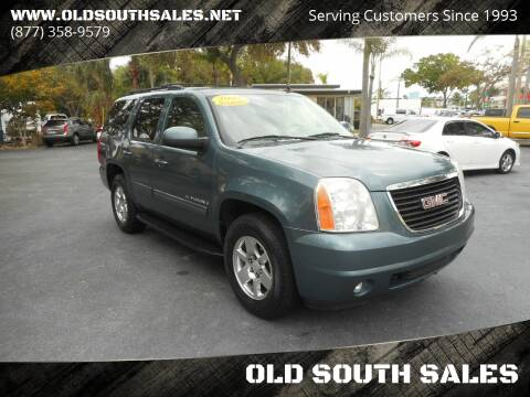 2009 GMC Yukon for sale at OLD SOUTH SALES in Vero Beach FL
