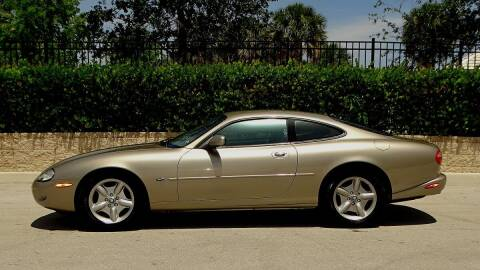 1997 Jaguar XK-Series for sale at Premier Luxury Cars in Oakland Park FL