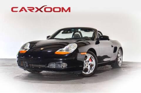 2002 Porsche Boxster for sale at CarXoom in Marietta GA