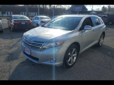 2011 Toyota Venza for sale at Colonial Motors in Mine Hill NJ