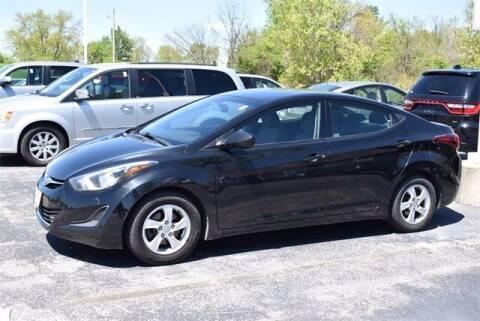 2014 Hyundai Elantra for sale at BOB ROHRMAN FORT WAYNE TOYOTA in Fort Wayne IN