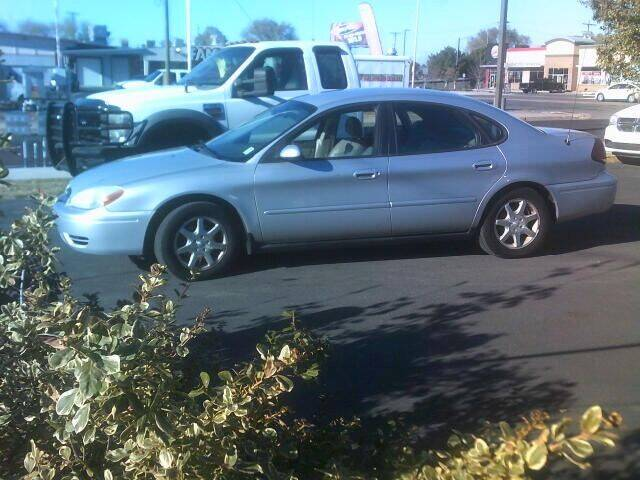 2007 Ford Taurus for sale at University Auto Sales Inc in Pocatello ID