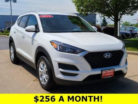 2019 Hyundai Tucson for sale at Ken Ganley Nissan in Medina OH