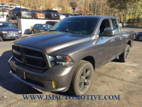 2019 RAM Ram Pickup 1500 Classic for sale at J & M Automotive in Naugatuck CT