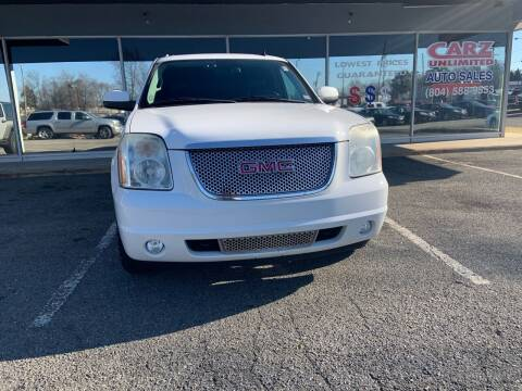 2011 GMC Yukon for sale at Carz Unlimited in Richmond VA
