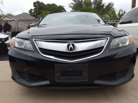 2015 Acura ILX for sale at Auto Haus Imports in Grand Prairie TX