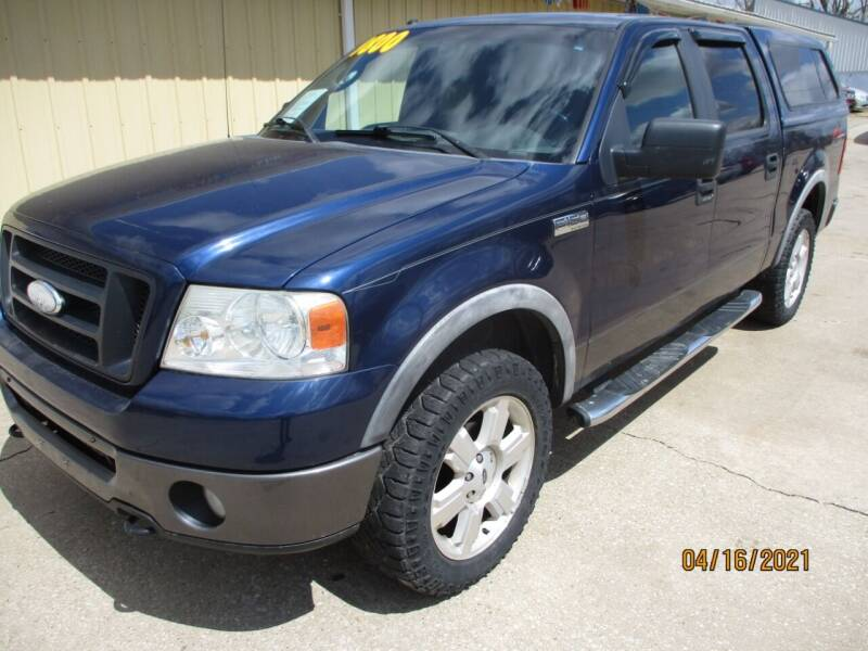 2008 Ford F-150 for sale at Lincoln Way Motors II in Cedar Rapids IA