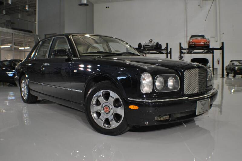 2001 Bentley Arnage for sale at Euro Prestige Imports llc. in Indian Trail NC